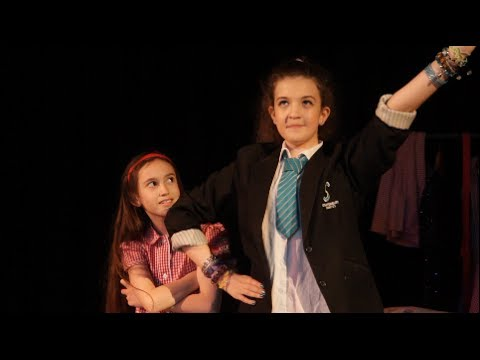"""""""Shout Out Loud"""" from Spirit Young Performers Company (Easter Workshop 2014)"""