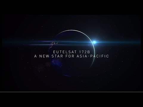 EUTELSAT 172B - A new star for Asia-Pacific