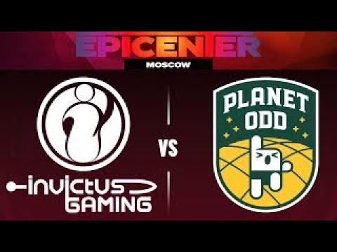 Invictus Gaming vs Planet Odd, Game 1 - EPICENTER 2017: Group Stage - iG vs Odd G1