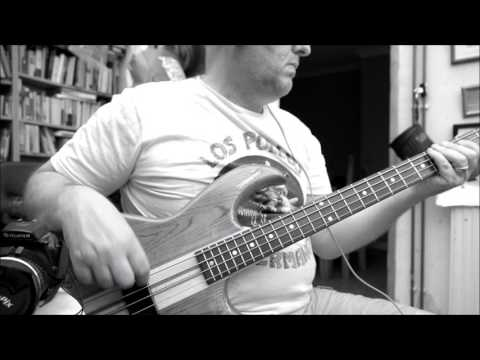Oliver's Army bass cover