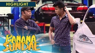 Jerome Ponce joins the Bananakada | Banana Sundae