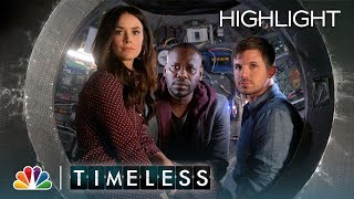 The Time Team Says Goodbye - Timeless (Episode Highlight)