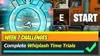 Complete Whiplash Time Trials & Whiplash LOCATIONS (Fortnite)