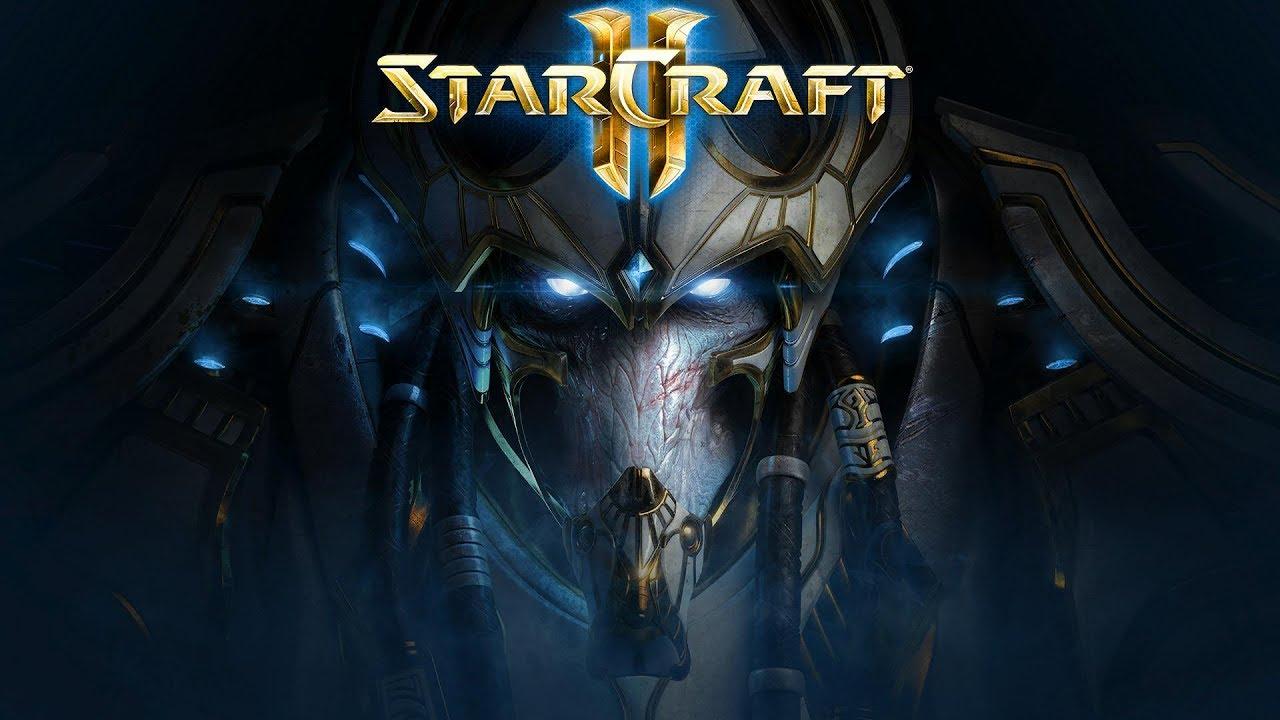 как играть карты starcraft 2