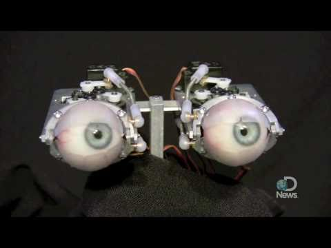 Animatronic Eye Mechanism Explained