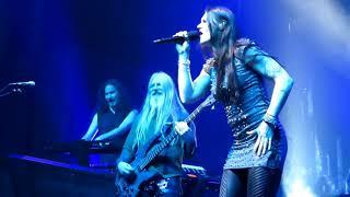 Nightwish Devil Deep Dark Ocean Nemo Slaying The Dreamer Decades Tour 2018