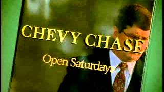 Chevy Chase Bank commercial