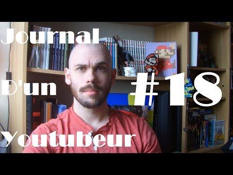 """[JACK] """"Je suis fainéant !"""" - Journal d'un Youtubeur - #18 [FR & HD]"""