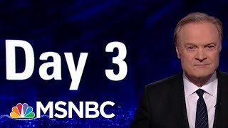 Rpt: Trump Comments To Russians Prompted W.H. To Limit Access To Remarks | The Last Word | MSNBC