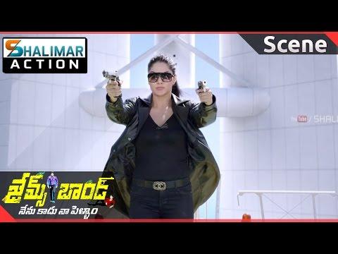 James Bond Movie || Sakshi Chaudhary Fight Scene || Shalimaraction