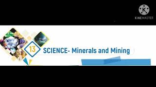 Class VII Minerals