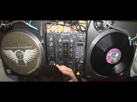 Vinyl only techno progressive live mix for killing time