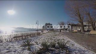 Winter in Constanta 2015