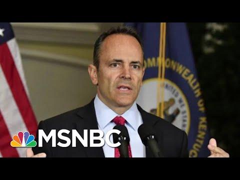 fbi-looking-into-pardons-by-ex-kentucky-gov.-matt-bevin:-report-|-all-in-|-msnbc
