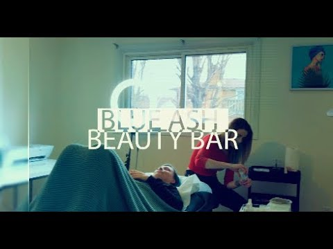 Blue Ash Beauty Bar on #halfandhalfcollab