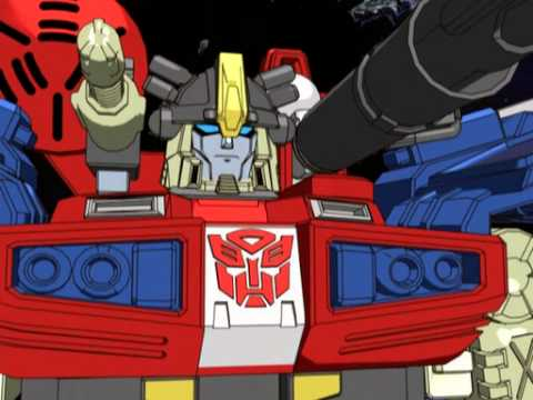 Transformers Energon A Tale Of Two Heroes 18 Youtube
