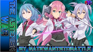 【Gakusen Toshi Asterisk】Opening 2「The Asterisk War」(English Cover by NateWantsToBattle)
