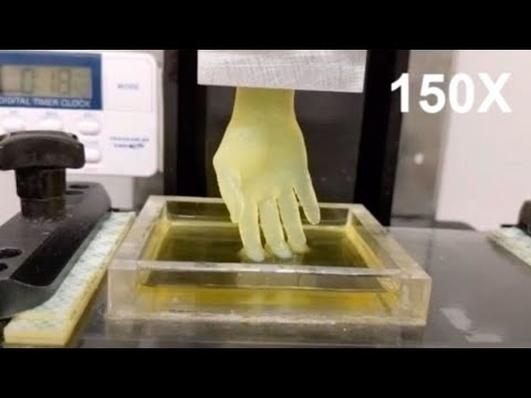 باحثون أمريكيون يطبعون يدا بشرية في 19 دقيقة!  - نشر قبل 3 ساعة