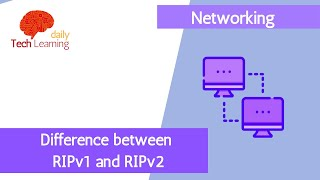 Difference between RIPv1 and RIPv2