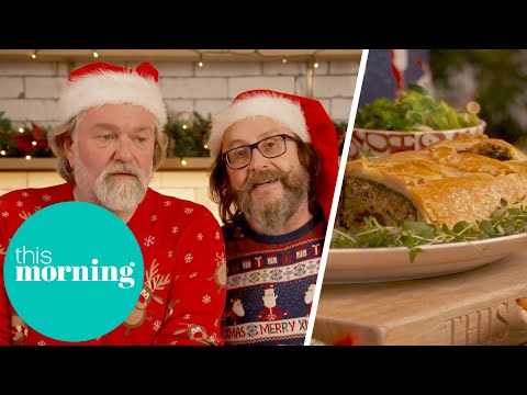 The Hairy Bikers Perfect Vegetarian Wellington | This Morning