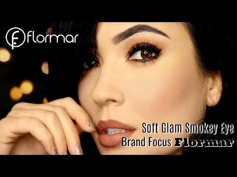 Smokey Eye Tutorial  Brand Focus Flormar  Themakeupchair