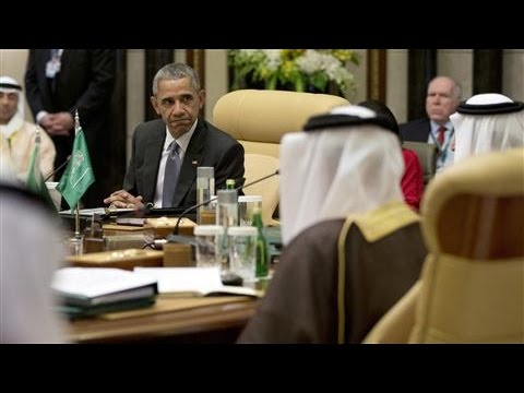 Obama Talks ISIS, Syria at Gulf Cooperation Council
