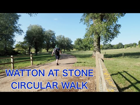 Watton-at-Stone Circular Walk