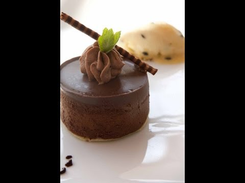 Quick Chocolate Mousse