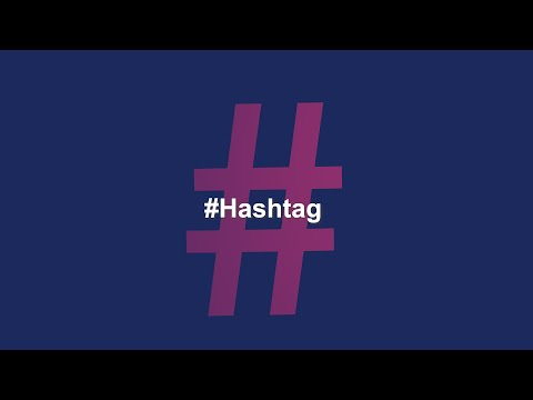 Elizabeth Losh: Hashtag