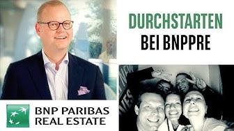 Ihr Karriere-Einstieg bei BNP Paribas Real Estate