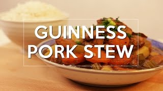 Guinness Pork Stew