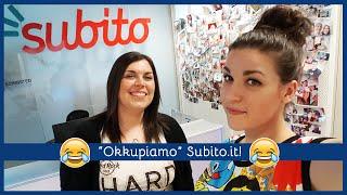 """💰 """"Okkupiamo"""" la sede di Subito.it 💰"""