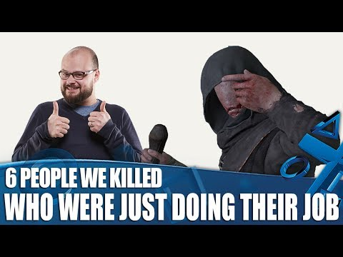 6 Times We Killed People Who Were Just Doing Their Job
