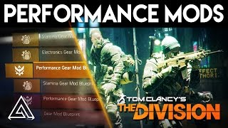 The Division | How to Improve Performance Gear Mods