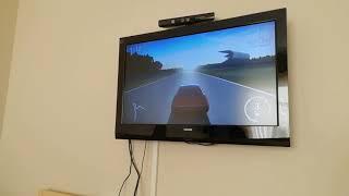Xbox 360dan forza oynadık