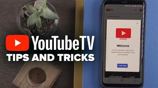 YouTube TV tips and tricks