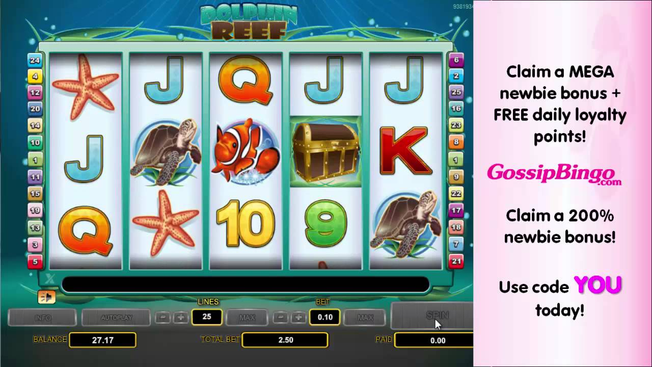 Happy slots bingo
