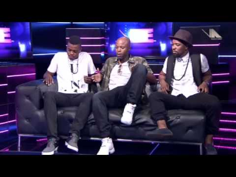 vuzu.tv - V Entertainment: Ayeye cast in studio! Part 2