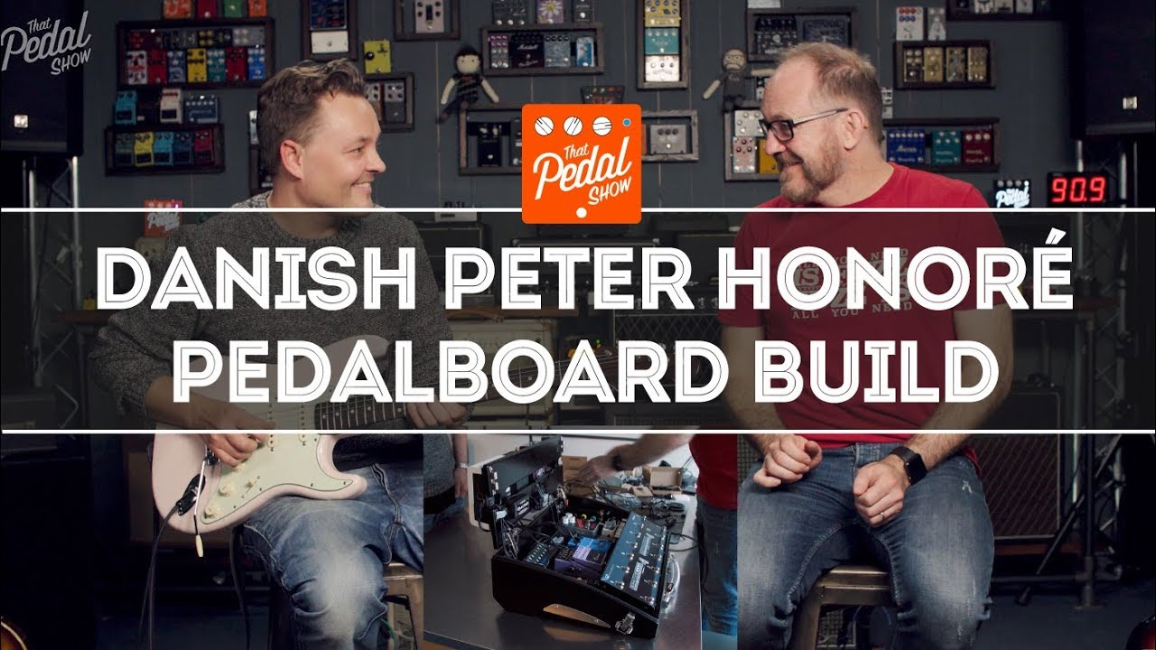 Joey Landreth Talks Guitars, Current Tones & Pedalboard – That Pedal Show