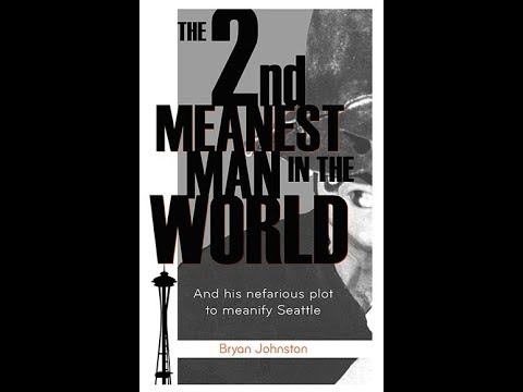 """""""Boris S. Wort, The 2nd Meanest Man in the World"""" Elliot Bay book signing"""