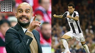 Man City Want Alves [Man United Prepare Ronaldo Bid]