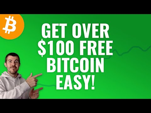 How To Earn Free Bitcoin In 2021