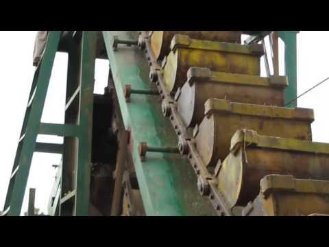 gold dredging ship,gold mining ship, gold panning boat