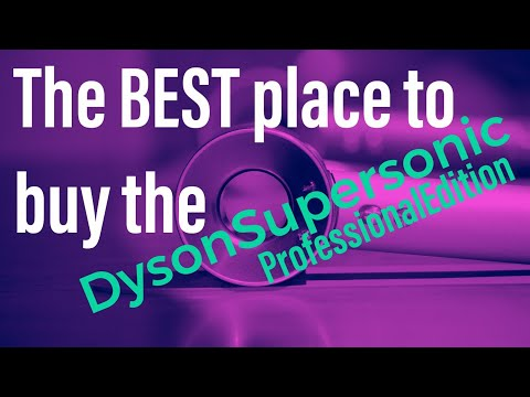 Dyson Supersonic Professional Edition: DONT PAY FULL PRICE!