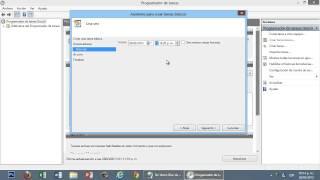 Windows 8 Tips Trucos Secretos  - 46 Apagar o Suspender, Bloquear Equipo a Hora Determinada