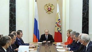 Путин рассказал, как присоединял Крым