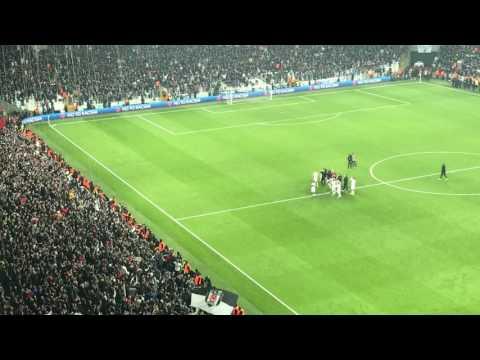 Beşiktaş 4-1 Olympiakos & Vodafone Arena'da Sirtaki, Sex On The Beach & Şenol Güneş 3'lü