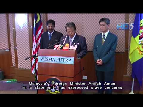 S'pore high commissioner meets M'sian official amid spying allegations - 26Nov2013
