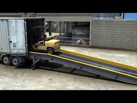 Portable Loading Ramps Training