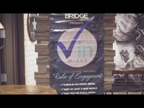 2018 BRIDGE Check-In Mixer